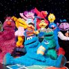 Temui Watak Sesame Street
