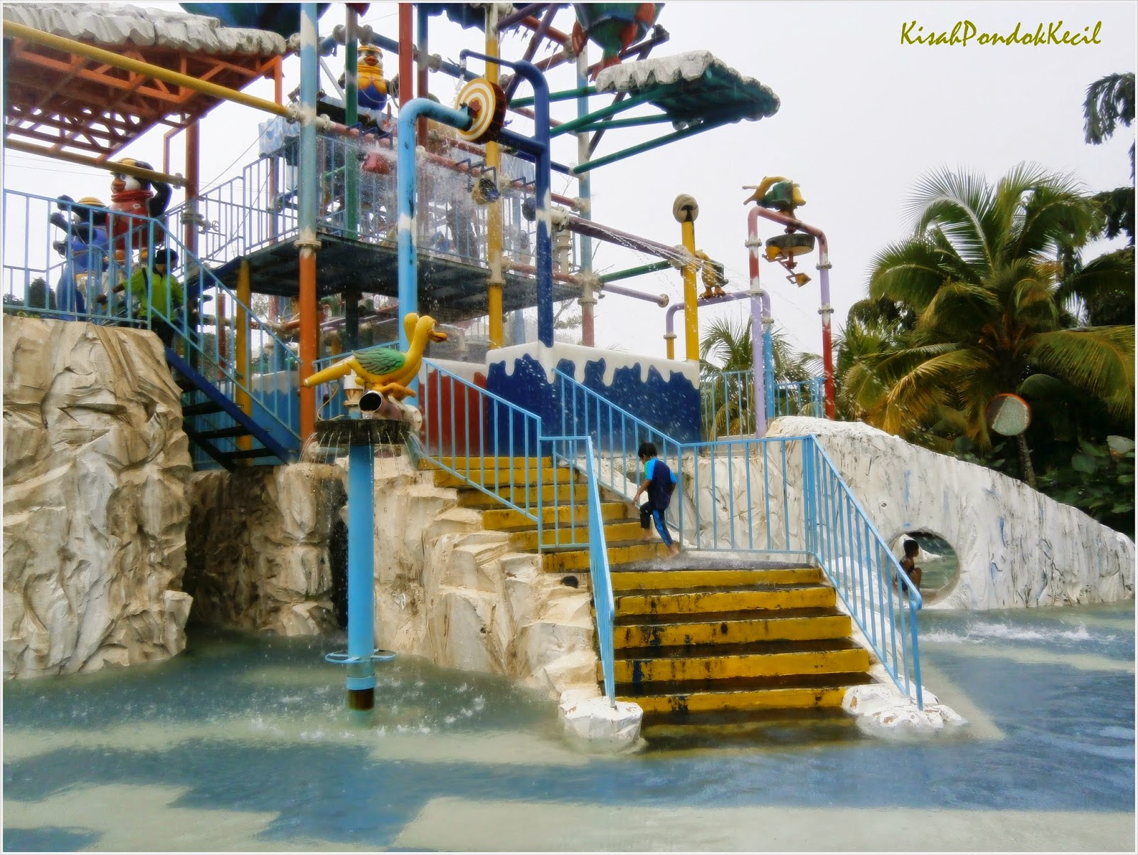 Best Ke Gambang Water Park