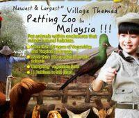 Rugi Tak Pergi Farm In The City Seri Kembangan