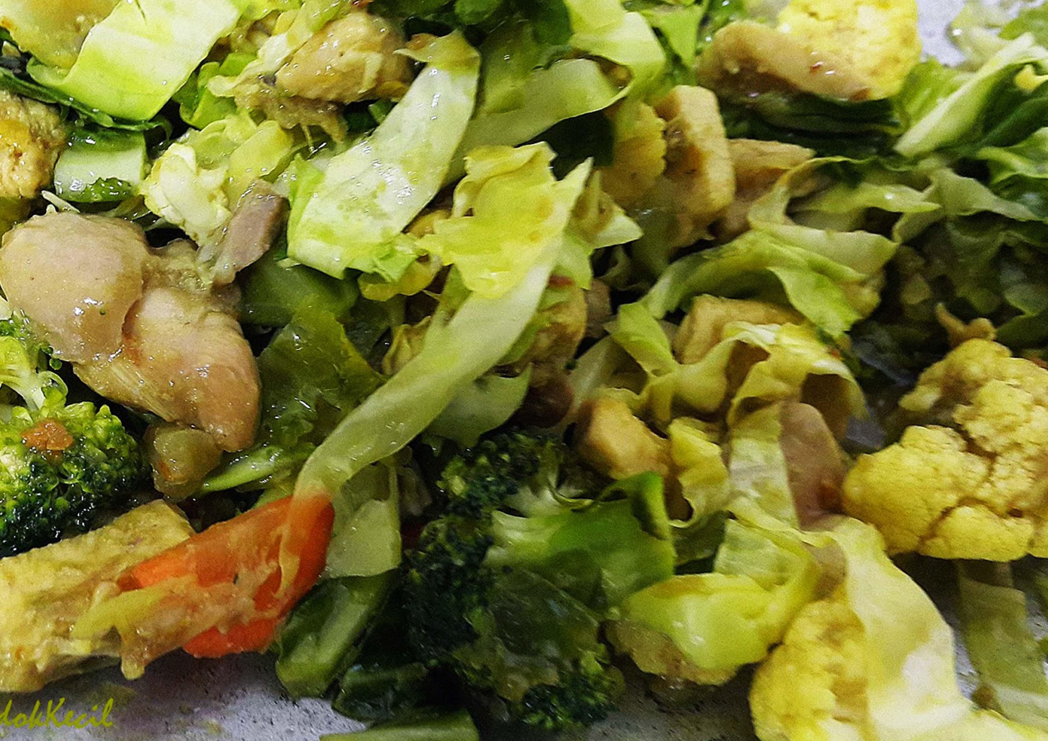 Sayur Campur Koboi
