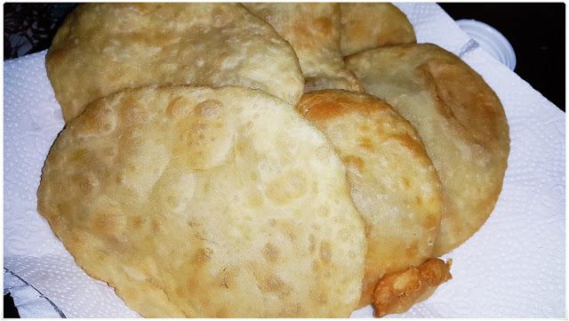 Resepi Mudah .. Roti Arab Sedap