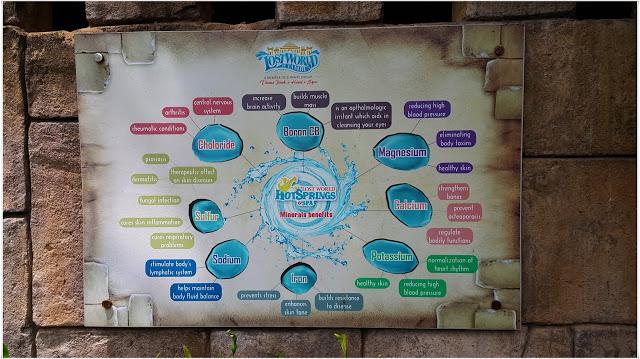 Bercuti di Lost World of Tambun, Perak