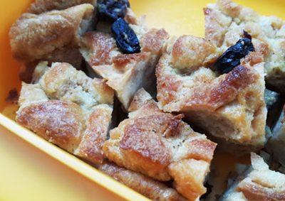 Puding Roti Simple Buat Alas Perut