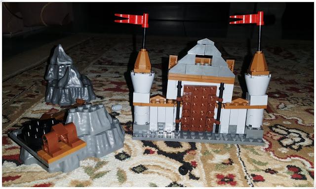 Lego Menjana Kreativiti Anak