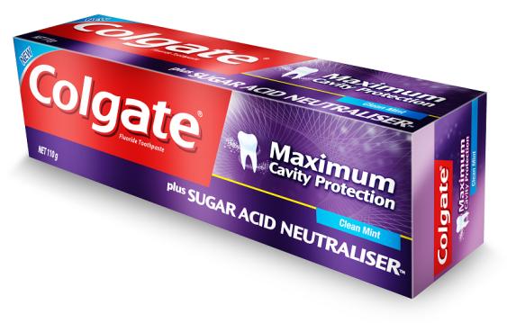 Colgate Plus Sugar Acid Neutraliser Hilang Masalah Gusi Berdarah