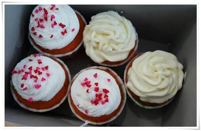 Cupcake Sedap & Comel
