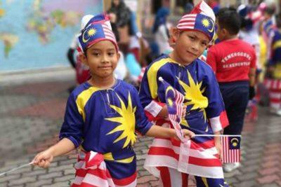 Baju Bendera Malaysia Sempena Sambutan Kemerdekaan