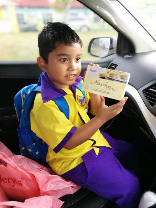 Lawatan Pra Sekolah Khaleef