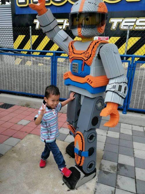 Pengalaman Mengujakan di LEGOLAND Malaysia