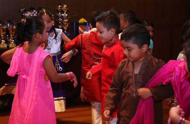 Konvokesyen PraSekolah Khaleef Tema Bollywood