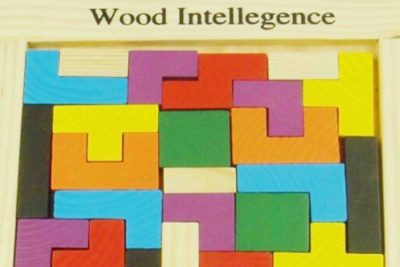 Wooden Intelligence Cambah Kreativiti Anak Anak