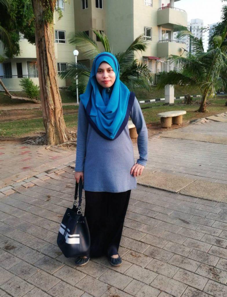 T-shirt Muslimah Pilihan Terbaik , Untuk Bersantai dan Riadah
