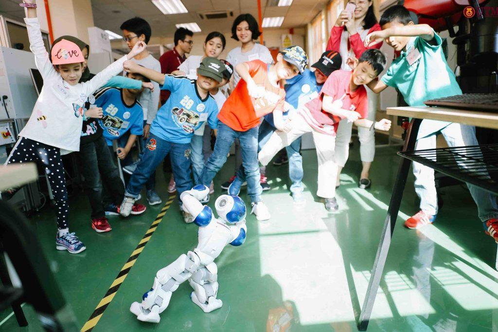 Timba Pengalaman Bersama 'Big Fun English' di UTM KL