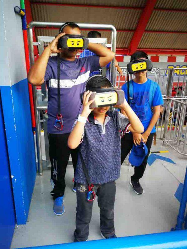 Tarikan Baharu LEGOLAND Malaysia   NINJAGO The Ride & LEGO ...