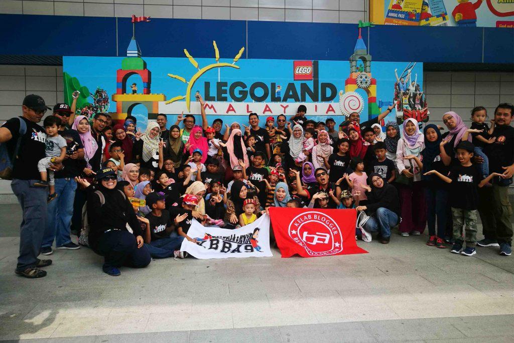 LEGOLAND Malaysia | NINJAGO The Ride & LEGO VR Coaster