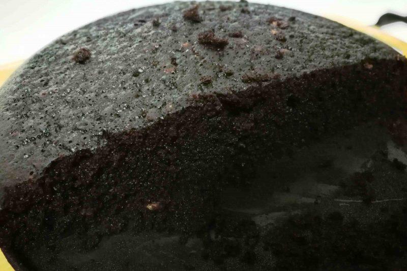 Muffin/Kek Coklat Sedap Kukus Sukatan Cawan