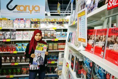 Utusan Karya di Pesta Buku Antarabangsa Kuala Lumpur 2018 Tawar Pakej Buku Istimewa