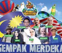 Masuk Bangi Wonderland Theme Park Percuma Sempena Kempen Gempak Merdeka 2018