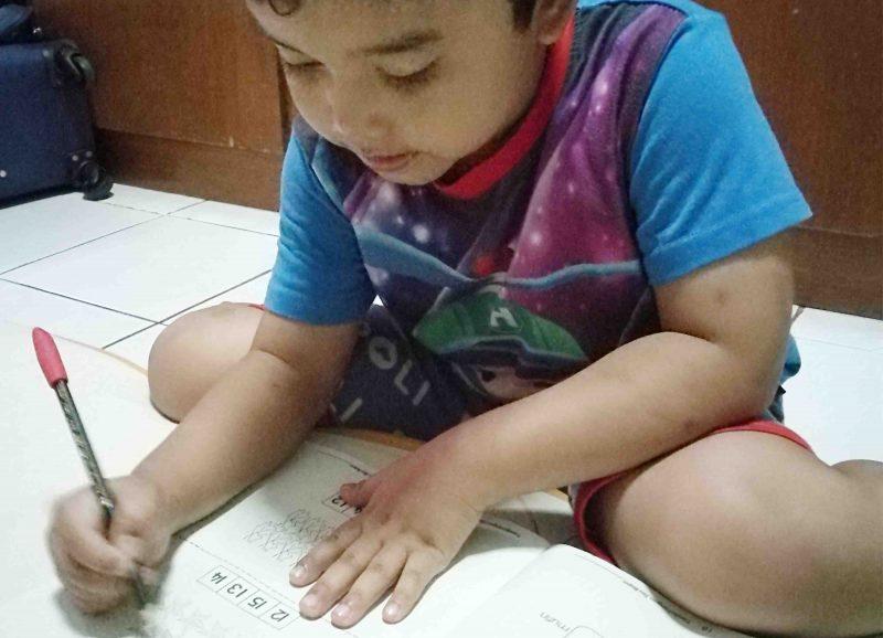 7 Tips Ajar Anak Disleksia Dan Slow Learner Di Rumah