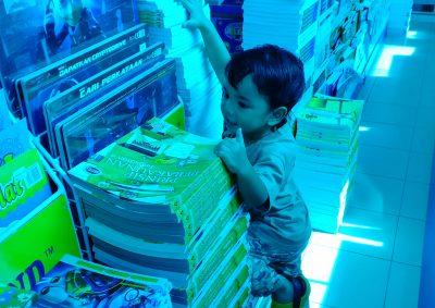 Pupuk Minat Anak Rajin Buat Latihan Di Rumah