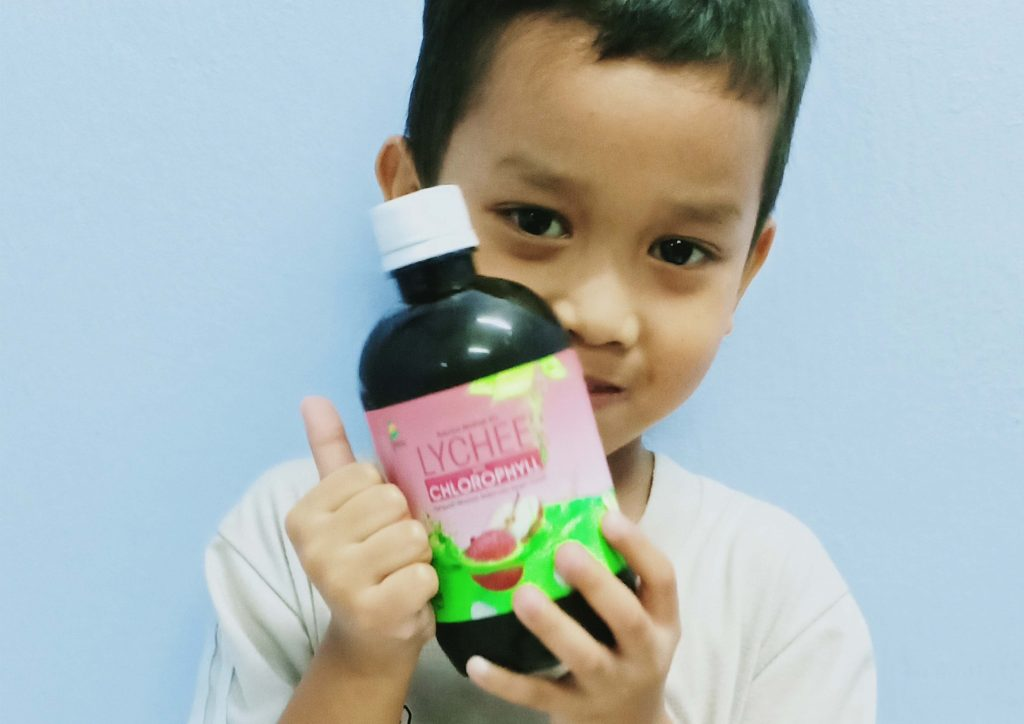 Khasiat Kandungan Sayur Dalam Jus Chlorophyll SURYA