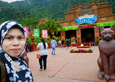 Menarik di Lost World Water Park