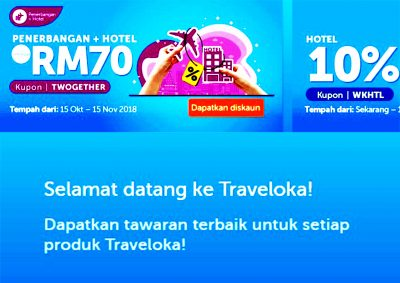Singapore Tour Packages Bersama Traveloka Lebih Murah dan Jimat