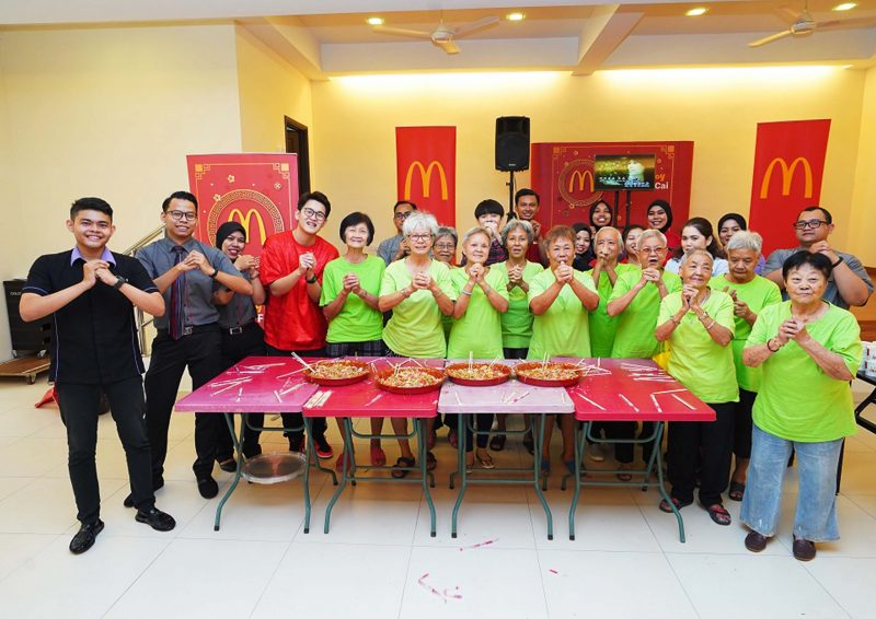 McDonald's Malaysia Berkongsi Erti Sebenar 'Prosperity'