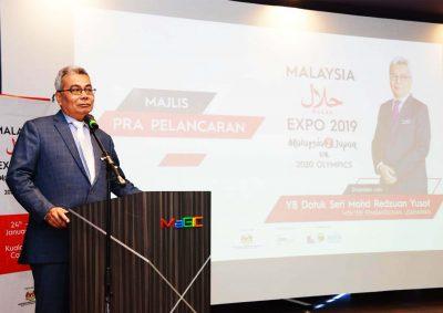 Malaysia Halal Expo 2019 Persediaan Olimpik 2020 di Jepun