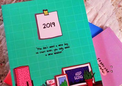 Menggapai Impian dan Cabaran Tahun Baru 2019