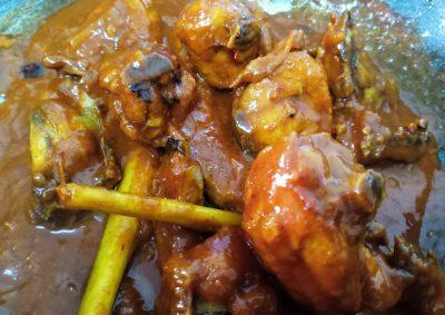 Resipi/Resepi Ayam Masak Merah Mudah dan Ringkas