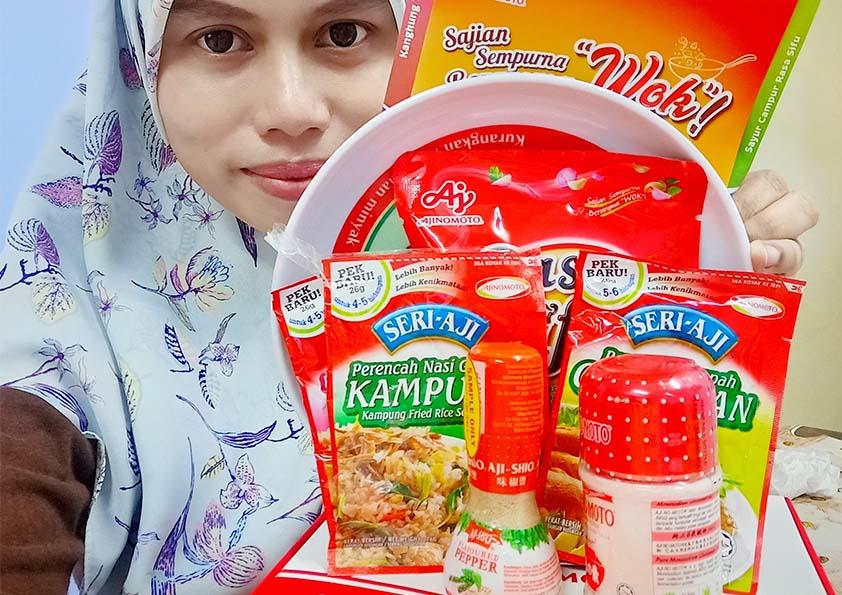 Nasi Goreng Kampung Perencah SeriAji