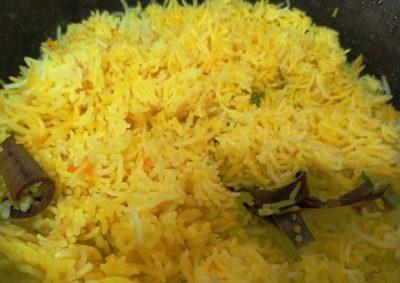 Nasi Minyak Simple Sedap
