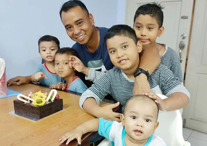 Hari Kelahiran Khaizuran Khalaf 6 Tahun