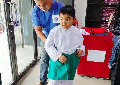 Miracle Caliph Uniform Sekolah Agama
