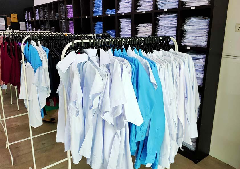 miracle caliph uniform sekolah agama inner dark collar
