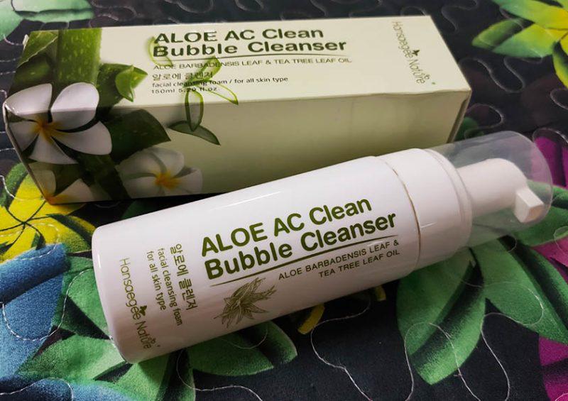 Pencuci Muka Aloe Vera Yang Baik Untuk Semua Jenis Kulit - Hansaegee Nature