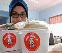 Jim's Porridge Bubur Nasi Berlauk Sedap Banyak Pilihan