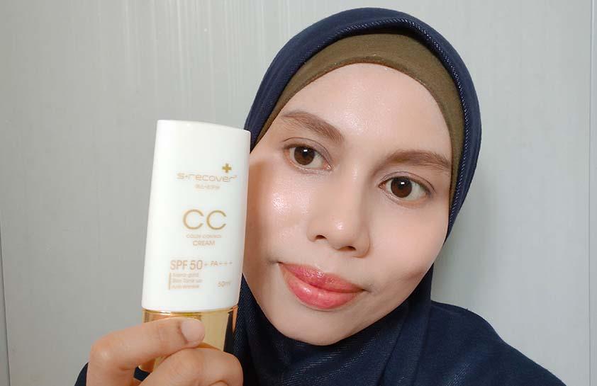 Nano Gold CC Cream