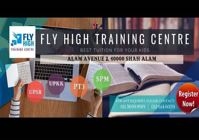 Kelas Tuisyen Online Fly High Training Centre Terbaik 2021
