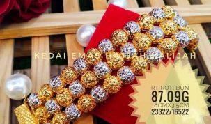 Beli Emas Online Secara Pakej Menabung Harga Murah I Kedai Emas Hajjah Halijah