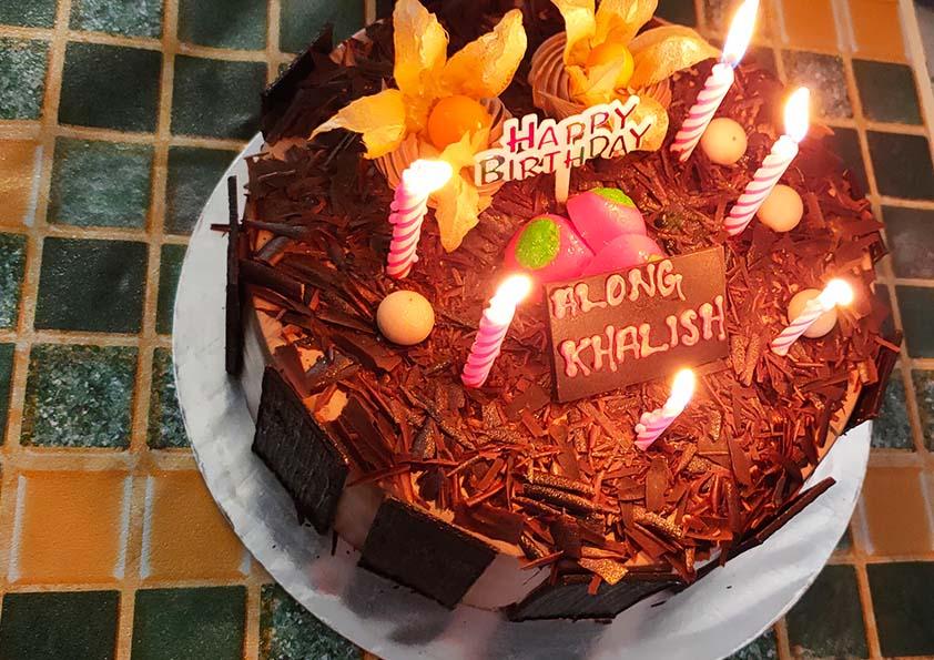 Salam Hari Lahir Anak Sulung Ibu I 11 Tahun