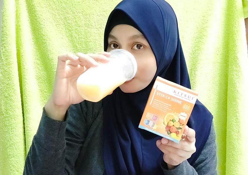 Kitsui Vitamin C+ Shine 1000mg